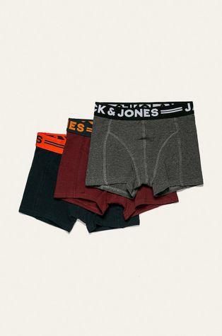 Jack & Jones - Bokserki dziecięce 128-164 cm (3 pack)