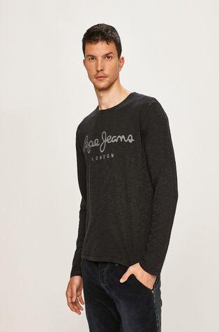 Pepe Jeans - Tričko s dlouhým rukávem Essential