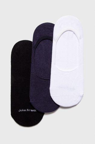 John Frank - Členkové ponožky (3-pak)