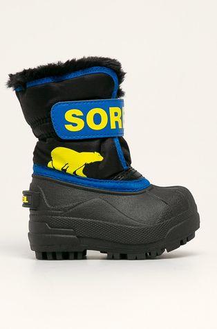 Sorel - Dětské sněhule Snow Commander