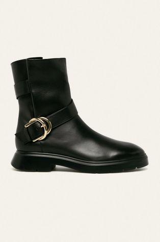 Stuart Weitzman - Кожаные ботинки Brenna