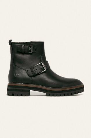 Timberland - Kožené kotníkové boty London Square
