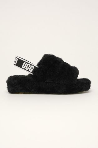 UGG - Sandały W Fluff Yeah Slide