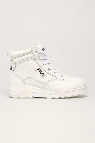 Fila - Kožené boty Grunge II L Mid