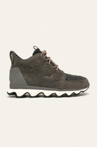 Sorel - Δερμάτινα παπούτσια Kinetic Caribou