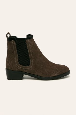 Emu Australia - Kožené topánky Chelsea Ellin