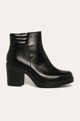 Vagabond - Kožené kotníkové boty Grace