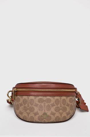 Coach - Δερμάτινη τσάντα φάκελος
