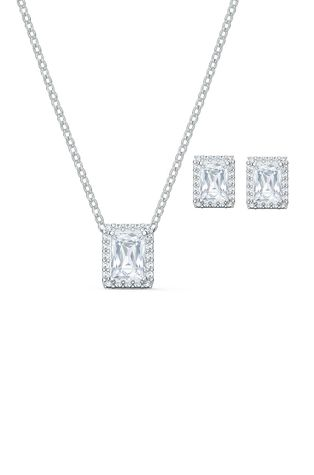 Swarovski - Náušnice a náhrdelník ANGELIC