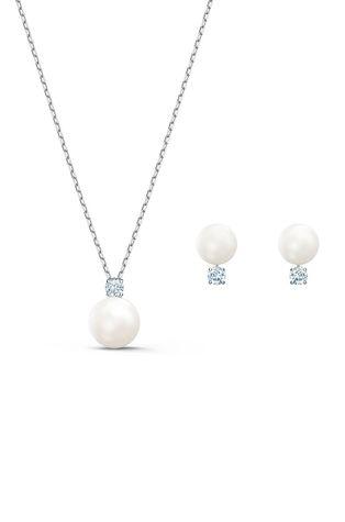 Swarovski - Náušnice a náhrdelník TREASURE
