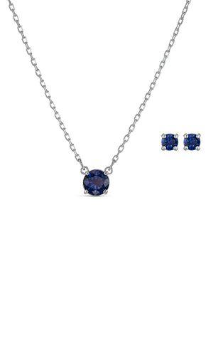 Swarovski - Náušnice a náhrdelník ATTRACT