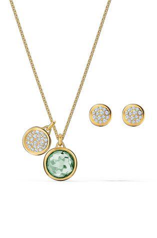 Swarovski - Náušnice a náhrdelník TAHLIA