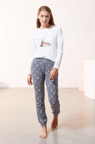 Etam - Komplet piżamowy 3-częściowy OHAIO