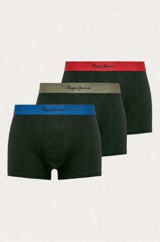 Pepe Jeans - Boxeri Jevon (3-pack)