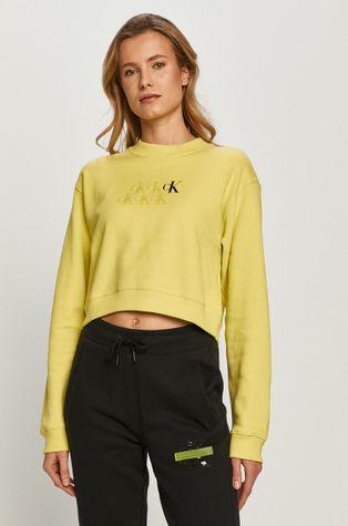 Calvin Klein Jeans - Bavlnená mikina