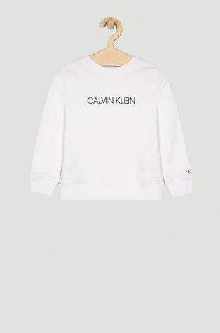 Calvin Klein Jeans - Detská bavlnená mikina 104-176 cm