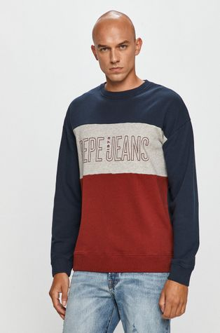 Pepe Jeans - Bluza bawełniana Ismael