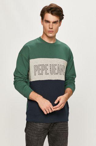 Pepe Jeans - Bavlněná mikina Ismael