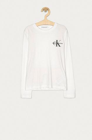 Calvin Klein Jeans - Longsleeve dziecięcy 128-176 cm