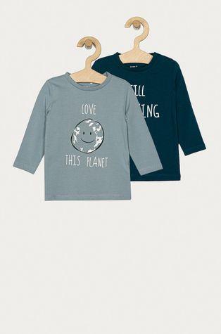Name it - Dětské tričko s dlouhým rukávem 56-86 cm (2-pack)
