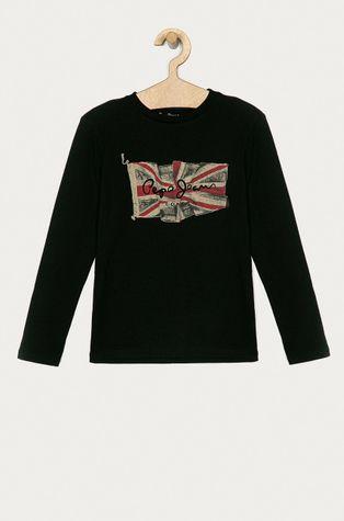 Pepe Jeans - Detské tričko s dlhým rukávom Flag Logo 128-180 cm