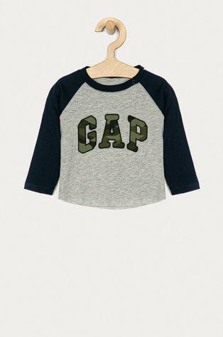 GAP - Dětské tričko s dlouhým rukávem 50-92 cm