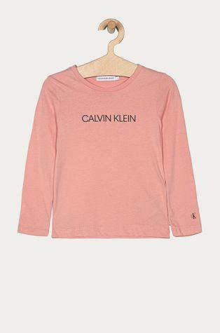 Calvin Klein Jeans - Detské tričko s dlhým rukávom 104-176 cm