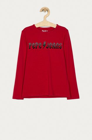 Pepe Jeans - Dětské tričko s dlouhým rukávem Rona 104-180 cm