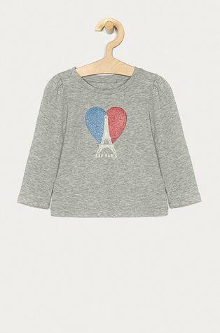 GAP - Dětské tričko s dlouhým rukávem 74-110 cm