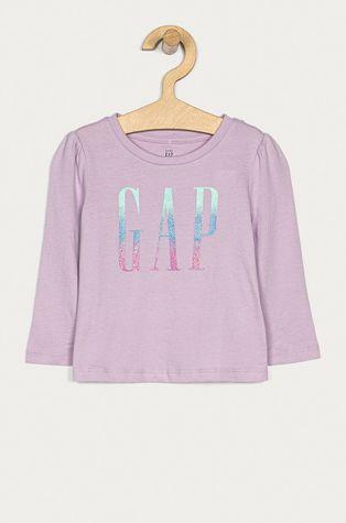 GAP - Detské tričko s dlhým rukávom 74-110 cm