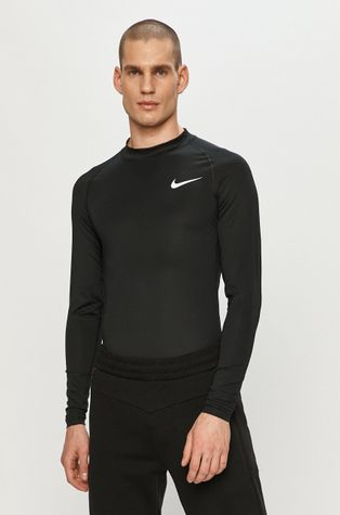 Nike - Блуза с дълги ръкави