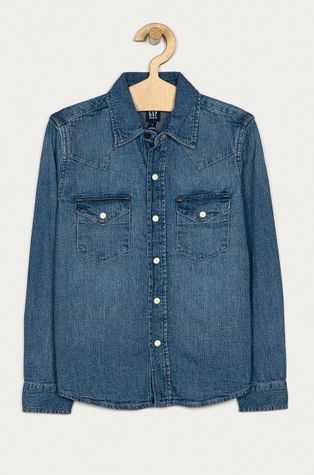 GAP - Dětská bavlněná košile 104-176 cm