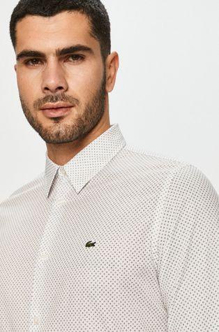 Lacoste - Bavlnená košeľa