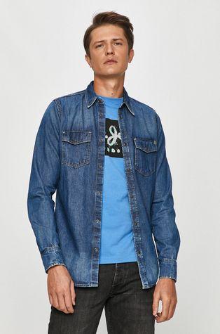 Pepe Jeans - Koszula jeansowa Hammond