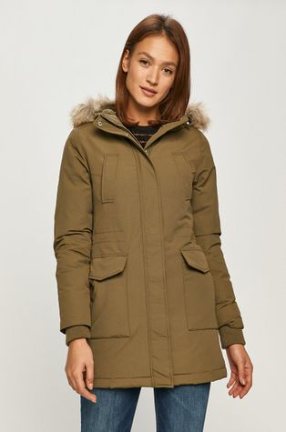 Tommy Jeans - Parka puchowa
