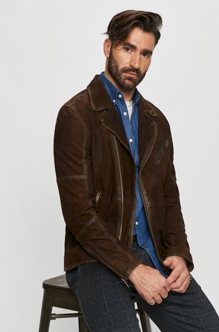 Strellson - Замшева куртка