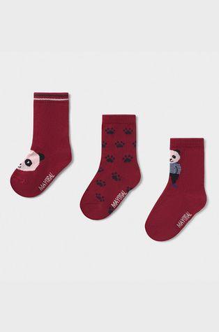 Mayoral Newborn - Detské ponožky (3-pak)
