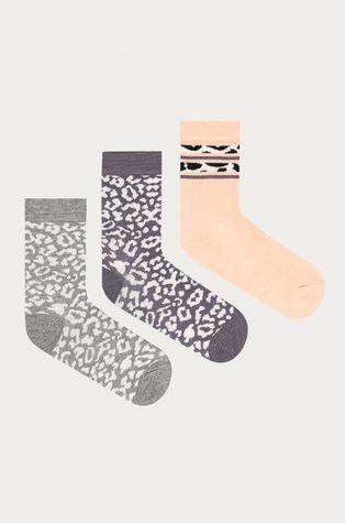 Pepe Jeans - Ponožky Sienna (3-pack)