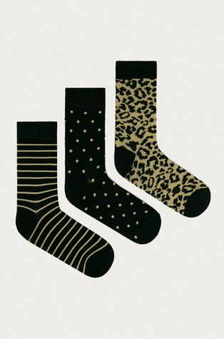 Pepe Jeans - Ponožky Leomie (3-pak)