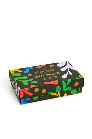 Happy Socks - Sosete Holiday (3-pack)