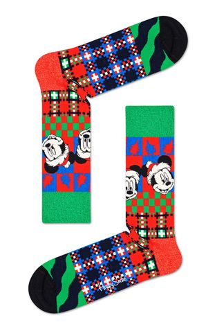 Happy Socks - Skarpetki X DISNEY Tis the Season