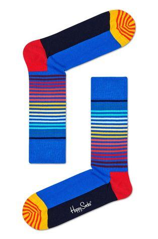 Happy Socks - Skarpetki Half Stripe Sock
