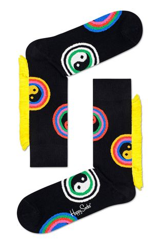 Happy Socks - Skarpetki Mane Yin/Yang Sock