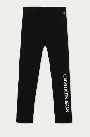 Calvin Klein Jeans - Legginsy dziecięce 116-176 cm