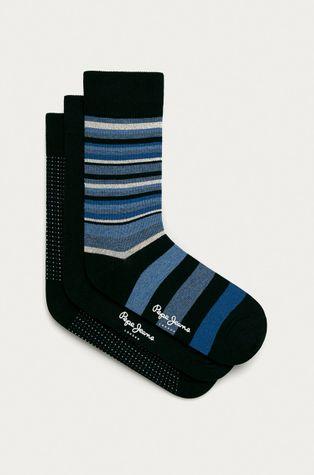 Pepe Jeans - Ponožky ABLE (3-pak)
