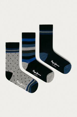 Pepe Jeans - Ponožky FABIO (3-PACK)