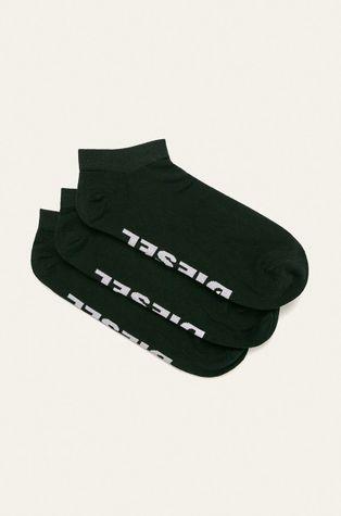 Diesel - Kotníkové ponožky (2-pack)