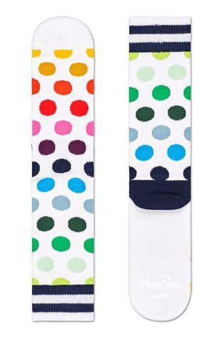 Happy Socks - Ponožky Athletic Big Dot Crew