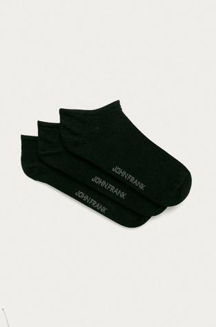 John Frank - Kotníkové ponožky (3-pack)