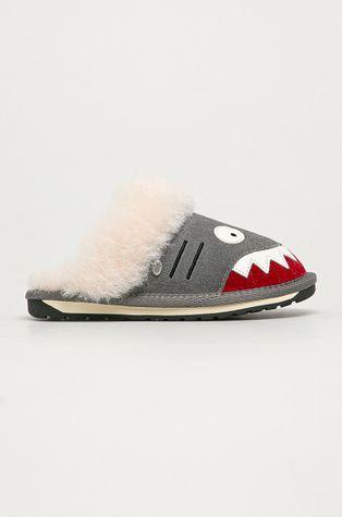 Emu Australia - Детски чехли Shark Slipper